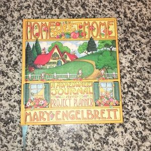 Mary Engelbreit A Homeowner's Journal Project Plan